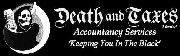 Death and Taxes Marketing 1