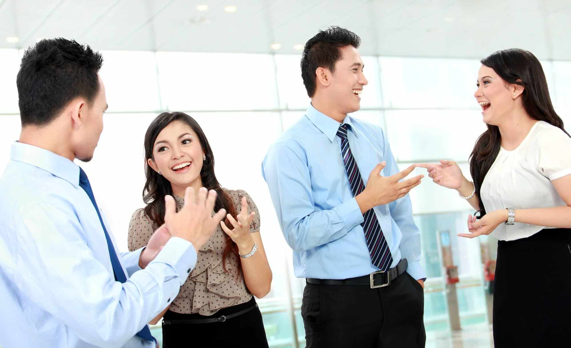 Upbeat Accounting Networking Tips